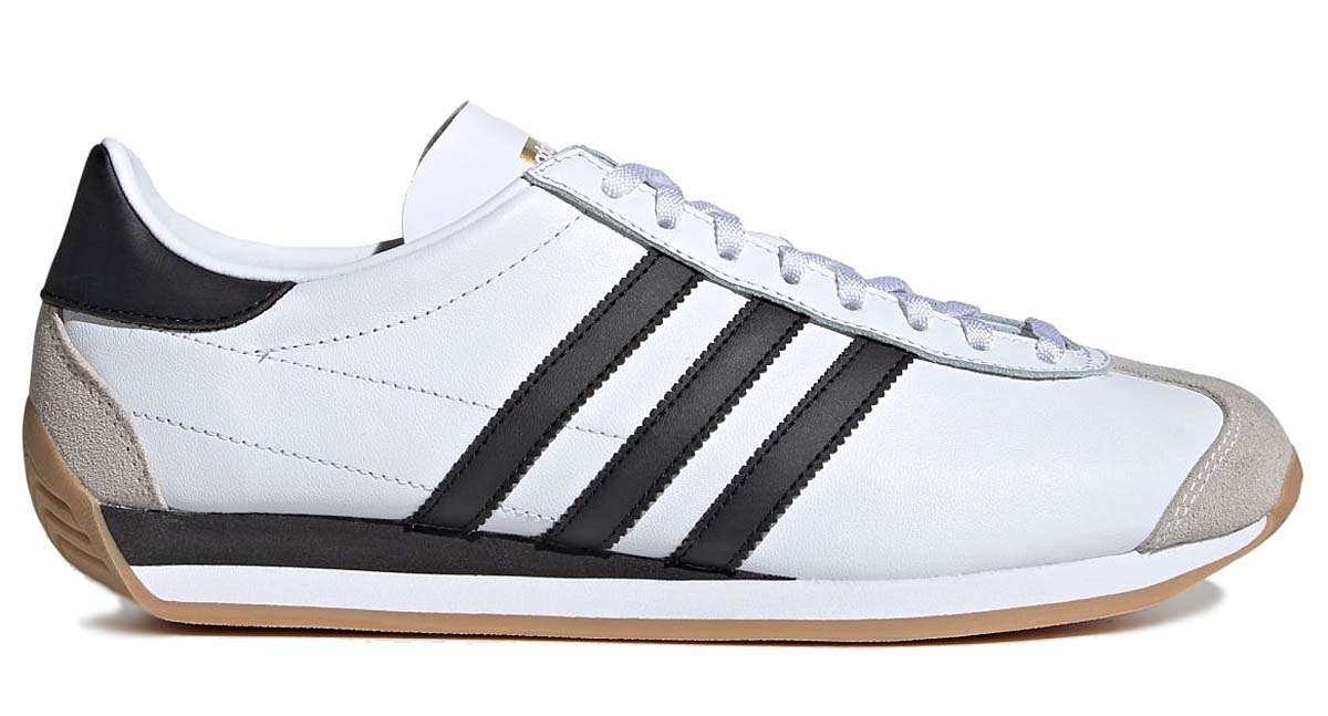 adidas COUNTRY OG FOOTWEAR WHITE / CORE BLACK / GUM FV1223 アディダス カントリー OG ホワイト/ブラック/ガム
