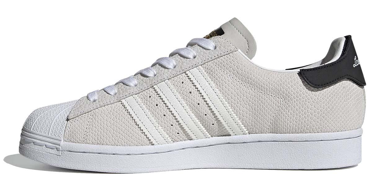 adidas Orignal SUPERSTAR Sity CLOUD WHITE / CLOUD WHITE / CHALK WHITE FV2822 アディダス オリジナルス スーパースター シティ オフホワイト/ホワイト