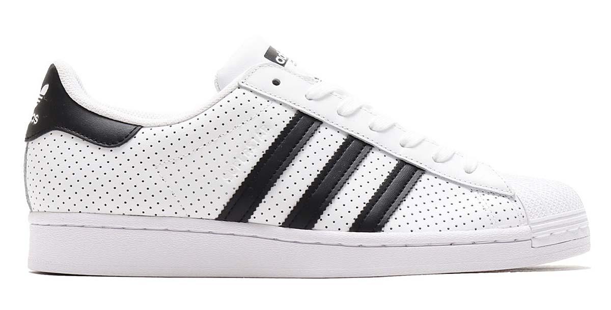 adidas SUPERSTAR FOOTWEAR WHITE / CORE BLACK / FOOTWEAR WHITE FV2830 アディダス スーパースター ホワイト/ブラック