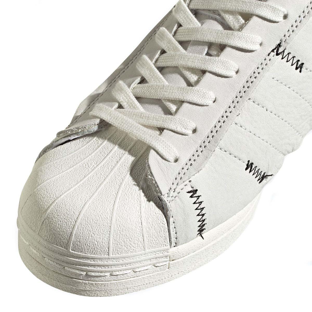 adidas SUPERSTAR FOOTWEAR WHITE / CORE BLACK / OFF WHITE FV3023 アディダス スーパースター グレー/ブラック/ホワイト