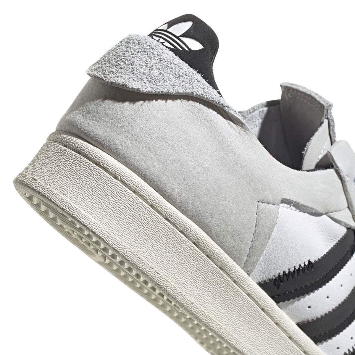 adidas SUPERSTAR FOOTWEAR WHITE / CORE BLACK / OFF WHITE FV3024 アディダス スーパースター ホワイト/ブラック/グレー