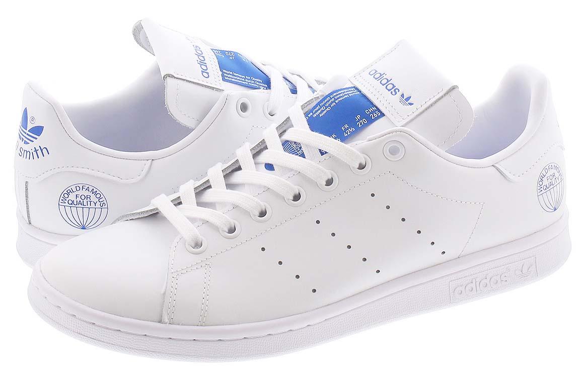 adidas STAN SMITH FTWR WHITE / FTWR WHITE / BLUE BIRD FV4083 アディダス スタンスミス ホワイト/ブルー