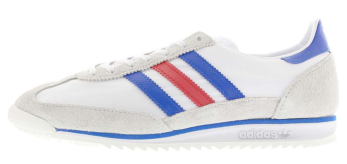 adidas SL 72 FTWR WHITE / GLORY BLUE / GLORY RED FV4430 アディダス スーパー ライト 72 ホワイト/ブルー/レッド