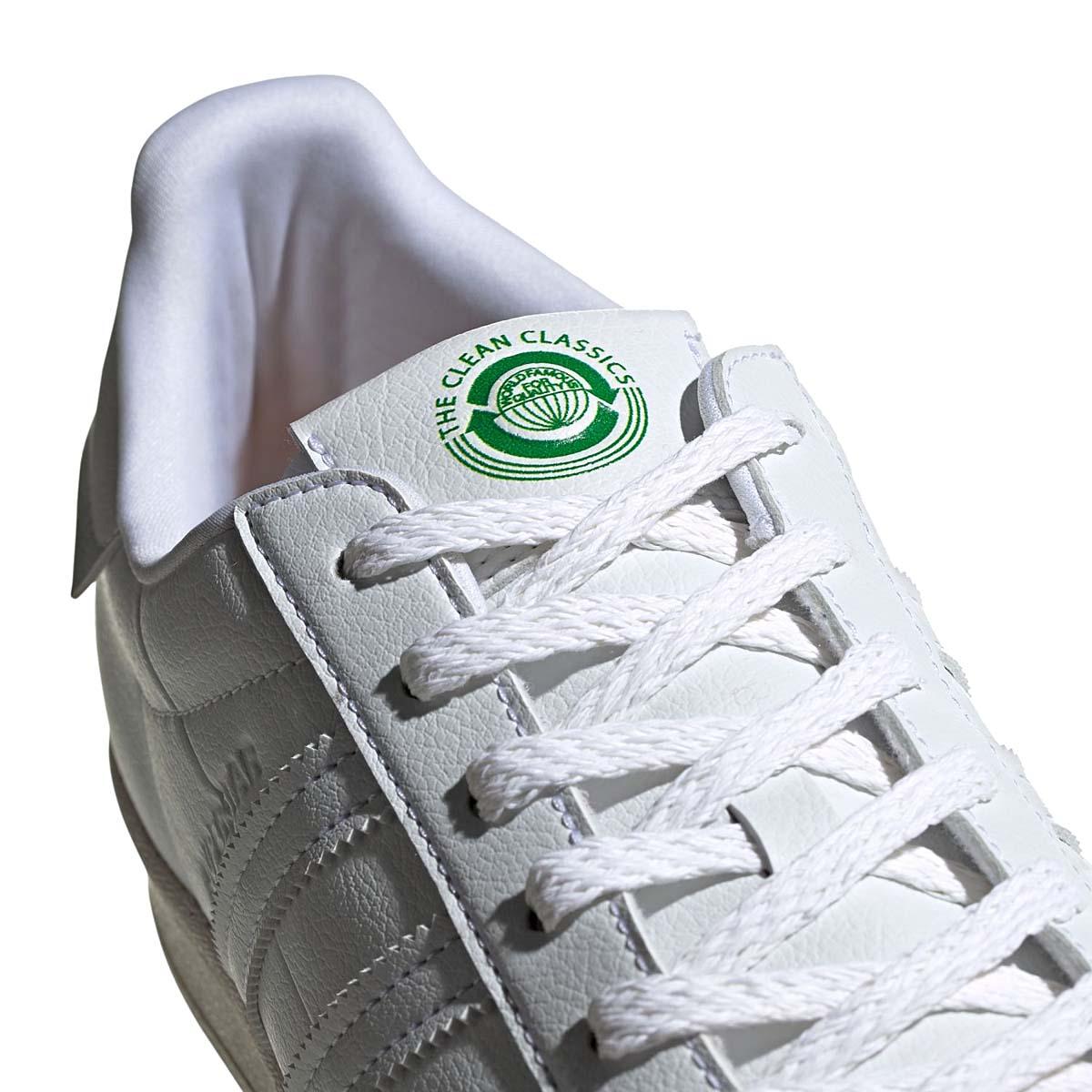 adidas SUPERSTAR FTWR WHITE / OFF WHITE / GREEN FW2292 アディダス スーパースター ホワイト/グリーン