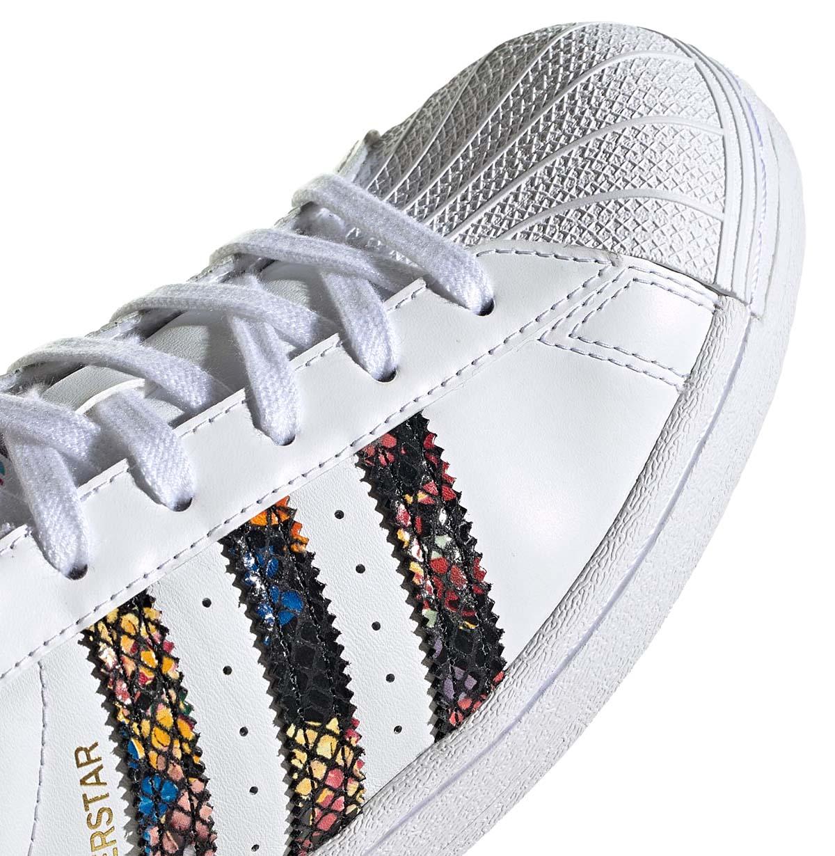adidas Originals SUPER STAR FOOTWEAR WHITE / CORE BLACK / RED FW3692 アディダス オリジナルス スーパースター ホワイト/ブラック/レッド