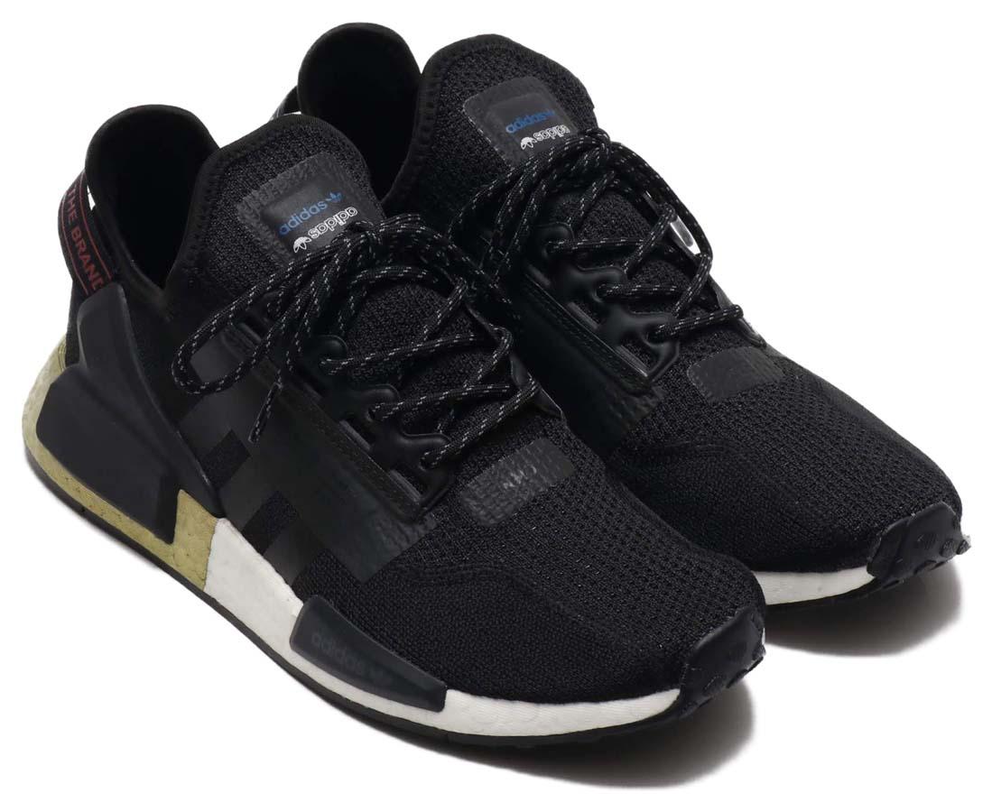 adidas NMD_R1.V2 CORE BLACK / CORE BLACK / GOLD METRIC FW5327 アディダス NMD_R1.V2 ブラック/メタリック ゴールド
