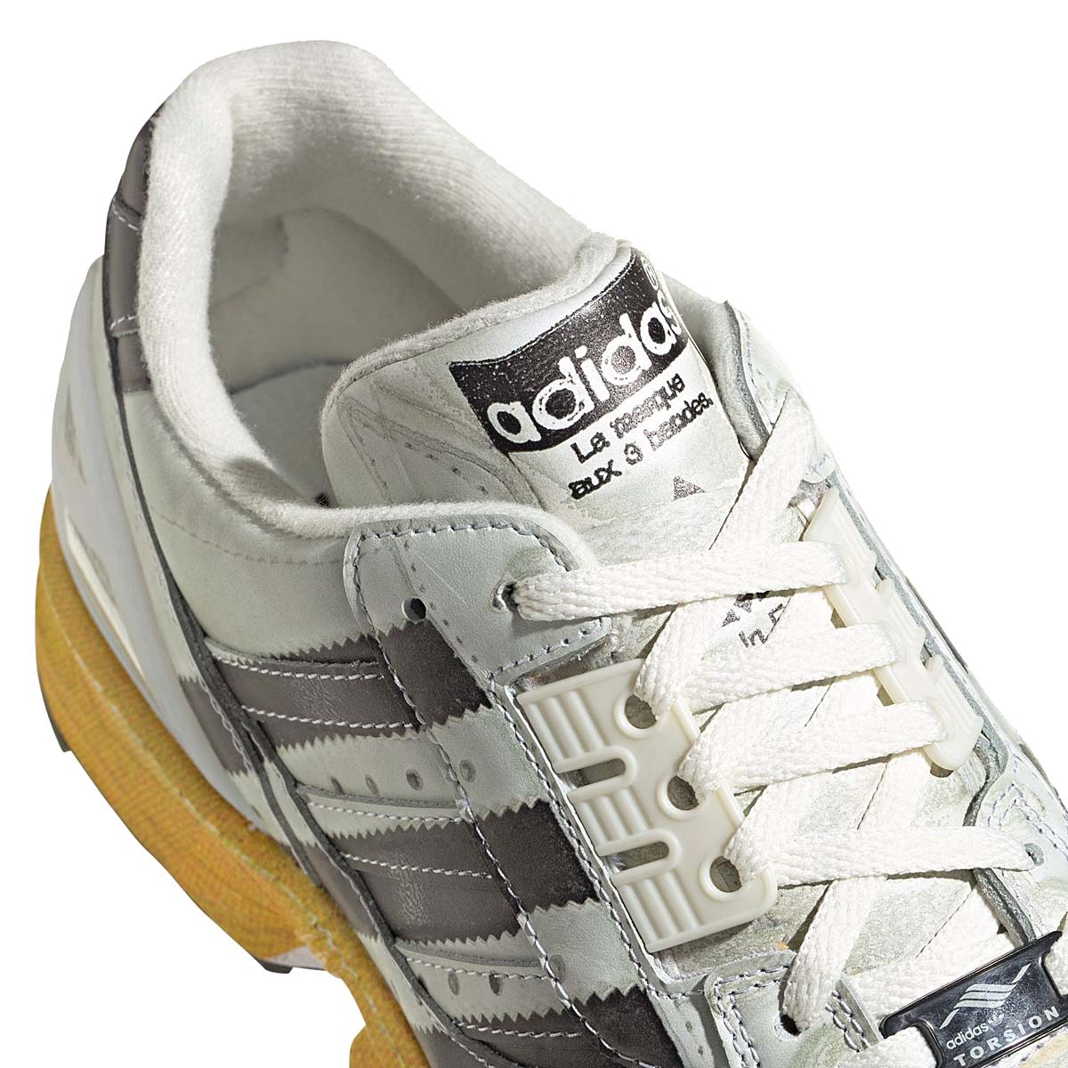 adidas Originals ZX8000 SUPERSTAR FOOTWEAR WHITE / CORE BLACK / OFF WHITE FW6092 アディダス オリジナルス ZX8000 スーパースター ホワイト/ブラック/オフホワイト