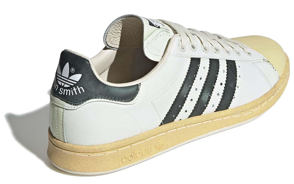 adidas Originals STAN SMITH SUPER STAN FOOTWEAR WHITE / CORE BLACK / OFF WHITE FW6095 アディダス オリジナルス スタンスミス スーパースタン ホワイト/ブラック