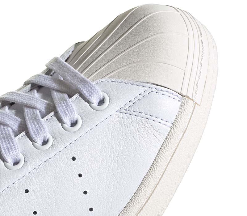 adidas SUPERSTAN FTWR WHITE / FTWR WHITE / GREEN FW9328 アディダス スーパースタン ホワイト/グリーン