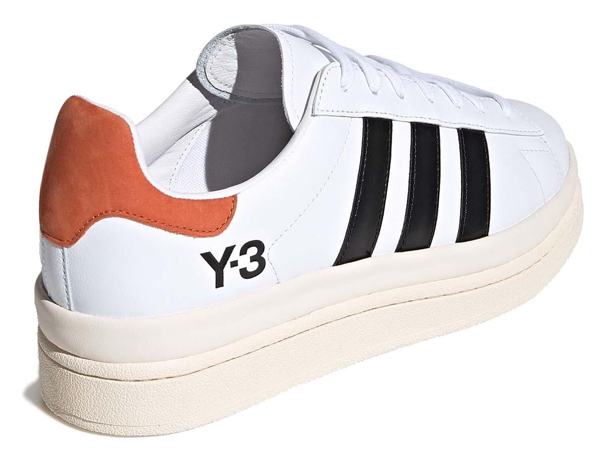 adidas Y-3 HICHO CORE WHITE / BLACK / RED FX1747 アディダス Y-3 ヒチョ コアホワイト/ブラック/レッド