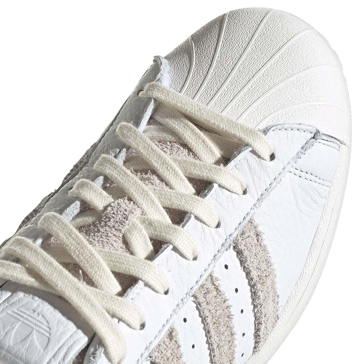 adidas SUPERSTAR FOOTWEAR WHITE/CRYSTAL WHITE/OFF WHITE FY0038 アディダス スーパースター ホワイト/オフホワイト
