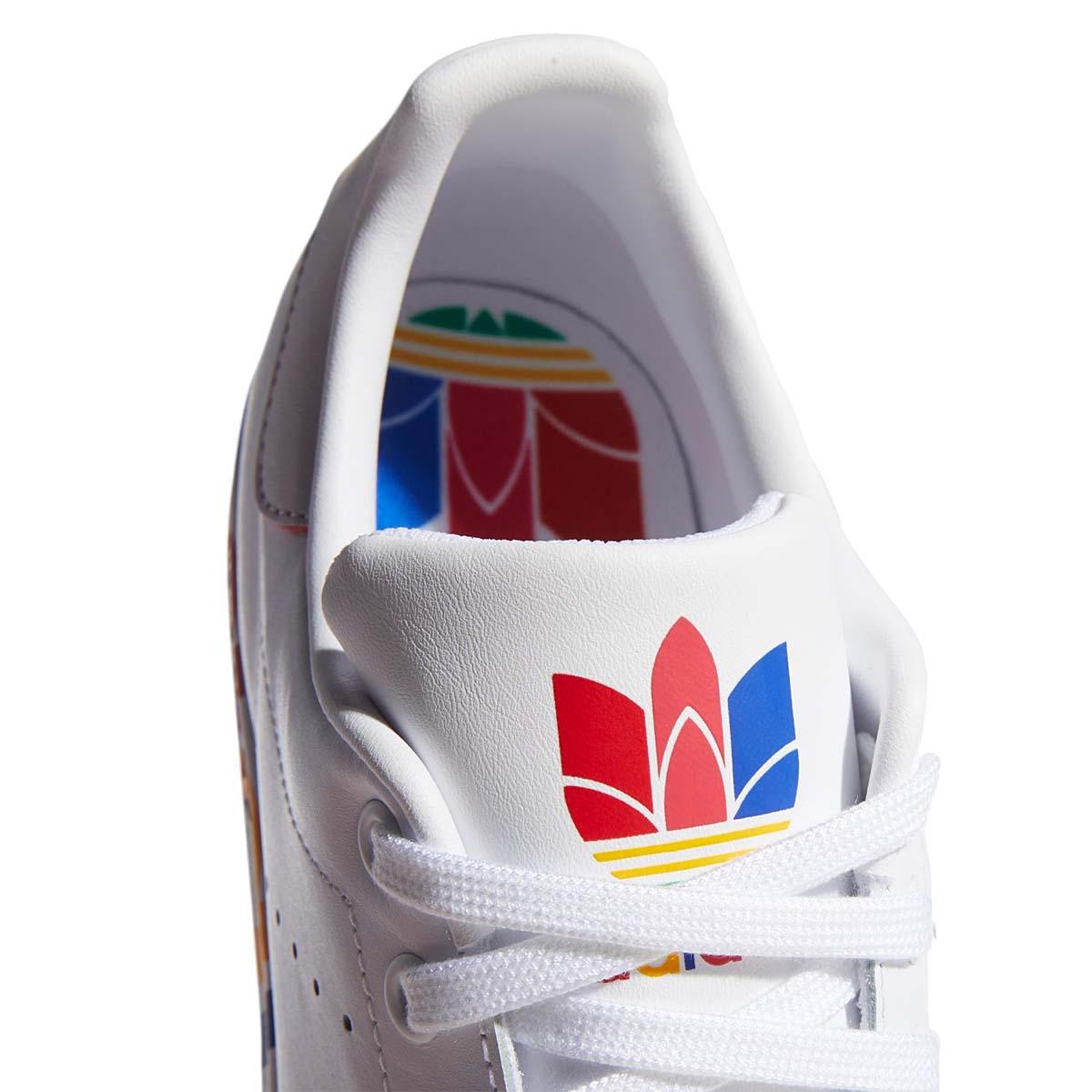 adidas Originals STAN SMITH FOOTWEAR WHITE / FOOTWEAR WHITE / TEAM ROYAL FY1146 アディダス オリジナルス スタンスミス ホワイト/マルチカラー
