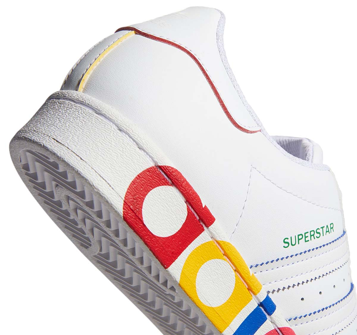 adidas Originals SUPERSTAR OLYMPIC FOOTWEAR WHITE / FOOTWEAR WHITE / TEAM ROYAL FY1147 アディダス オリジナルス スーパースター オリンピック フットウェアホワイト/フットウェアホワイト/チームロイヤルブルー
