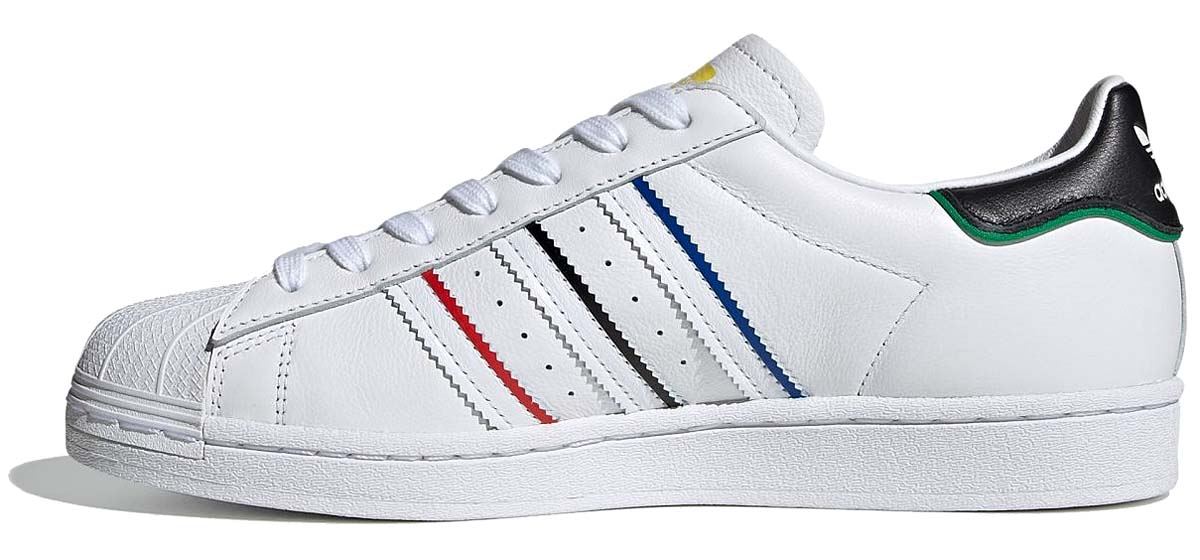 adidas SUPERSTAR FOOTWEAR WHITE / FOOTWEAR WHITE / CORE BLACK FY2325 アディダス スーパースター ホワイト/ブラック