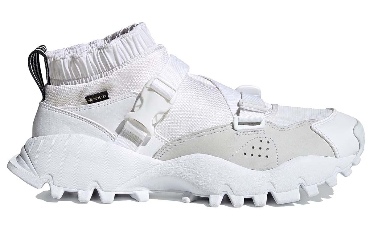 adidas by HYKE AH-004 SEE U LATER GORE-TEX FOOTWEAR WHITE / FOOTWEAR WHITE / FOOTWEAR WHITE FY6853 アディダス by ハイク AH-004 シーユーレイター ゴアテックス ホワイト