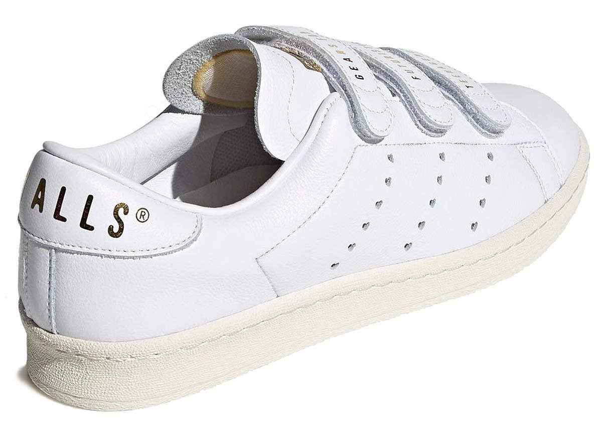 HUMAN MADE x adidas UNOFCL HM FOOTWEARWHITE / FOOTWEARWHITE / OFFWHITE FZ1711 ヒューマンメイド × アディダス アンオフィシャル HM ホワイト/オフホワイト