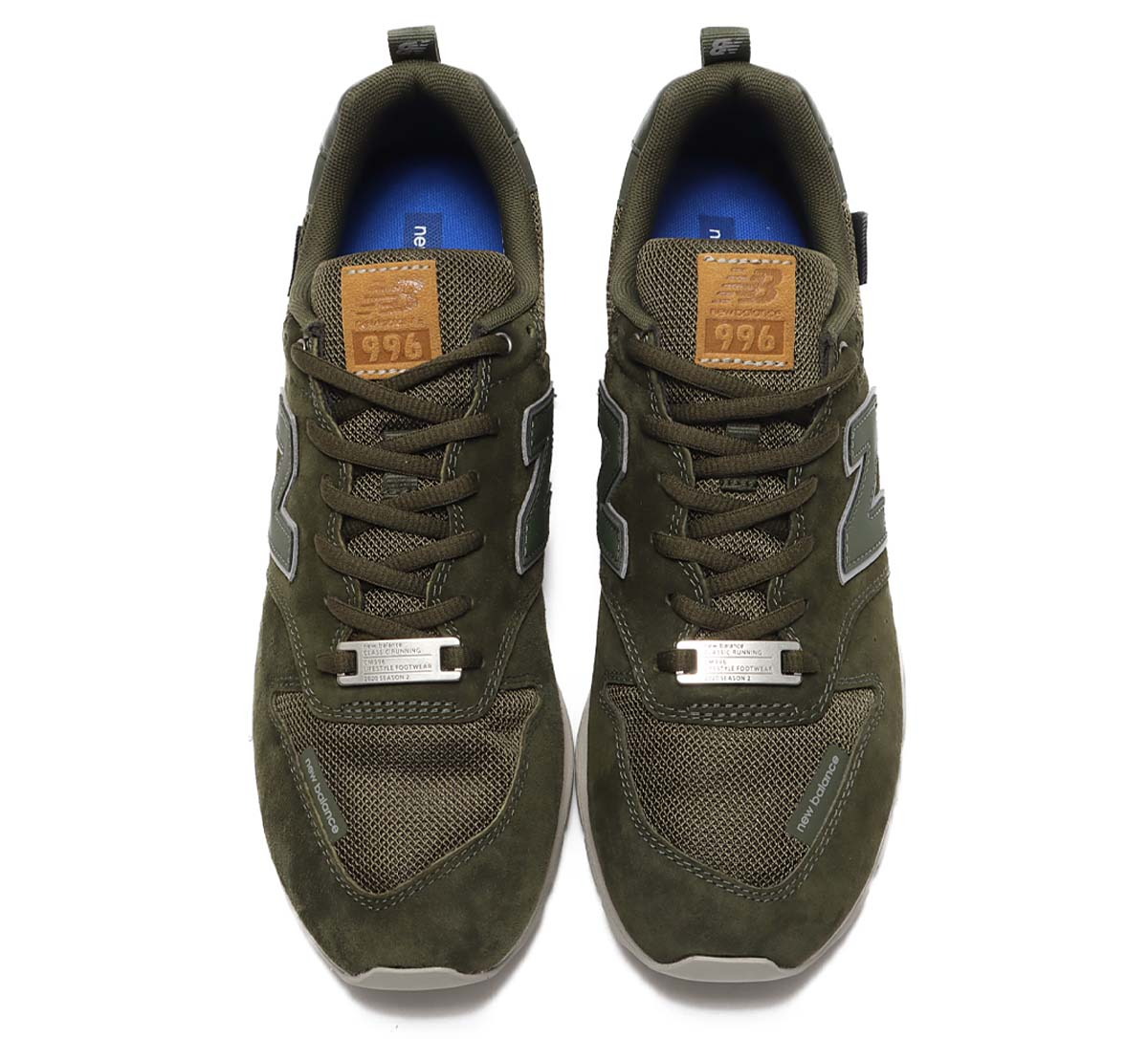 new balance CM996 ND KHAKI