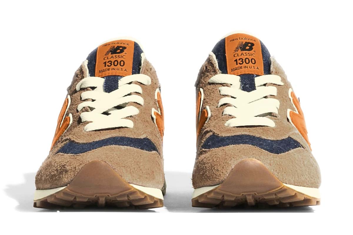 Levi's x New Balance M1300CL INDIGO / ORANGE リーバイス × ニューバランス M1300CL