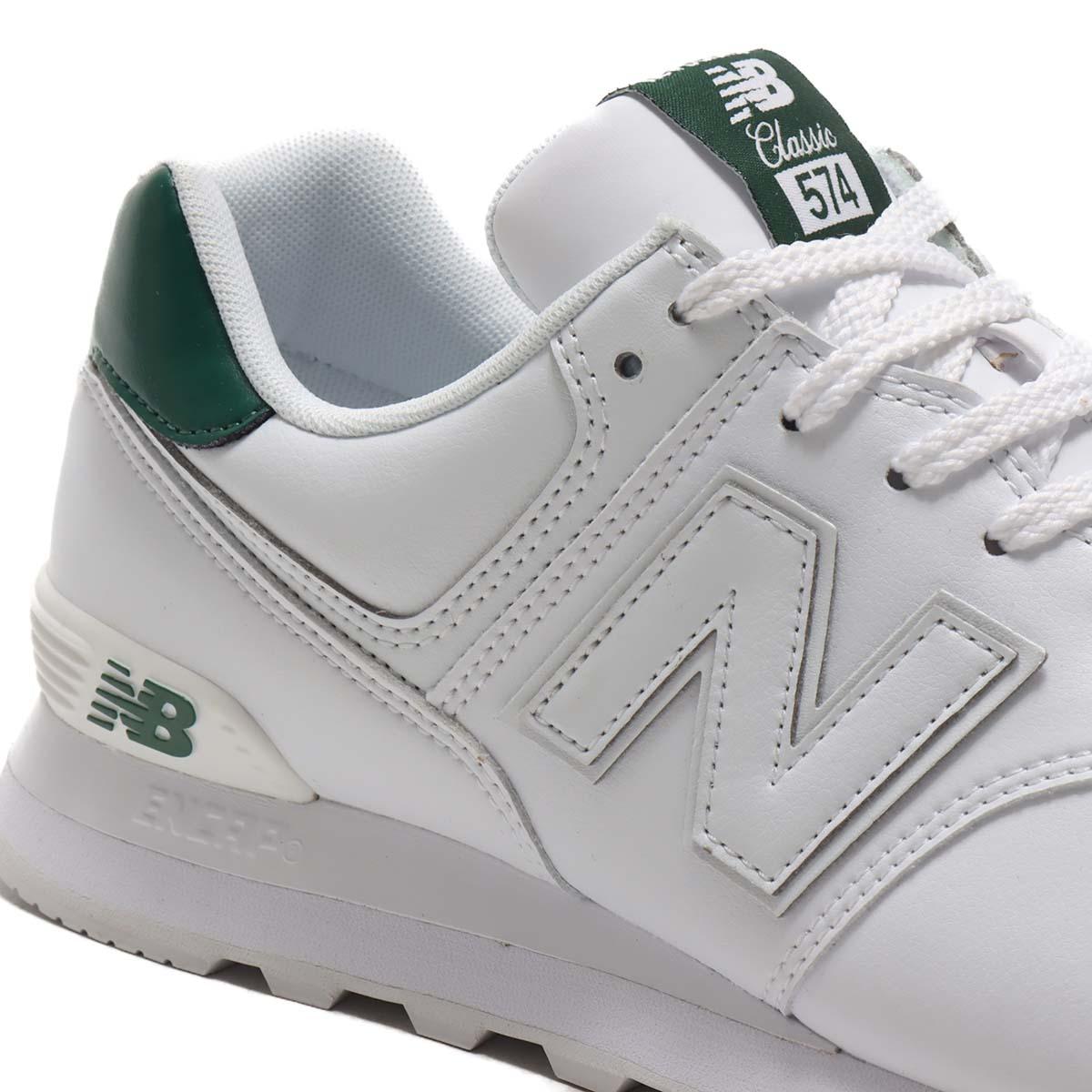 new balance ML574 SNB WHITE / GREEN