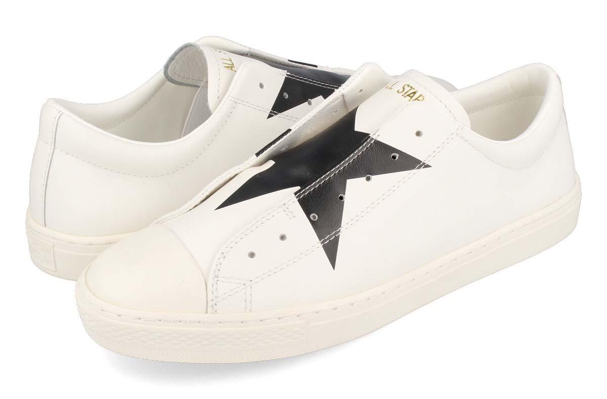 CONVERSE ALL STAR COUPE BS SLIP OX WHITE / BLACK 31304400 コンバース オールスター クップ BS スリップ OX ホワイト/ブラック