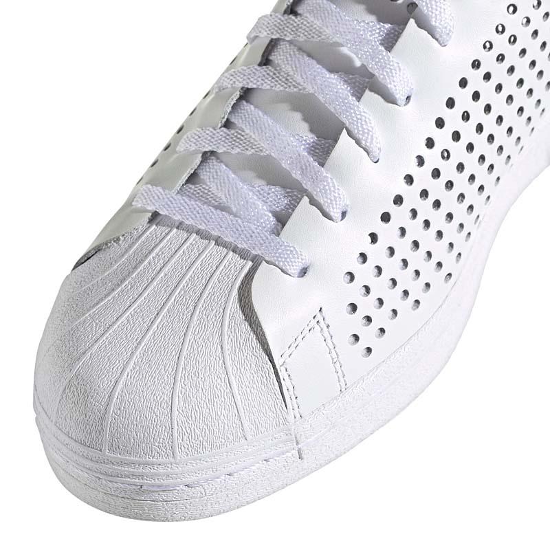 adidas SUPERSTAR  FTWR WHITE / FTWR WHITE / GREY ONE FX5545 アディダス スーパースター WHITE