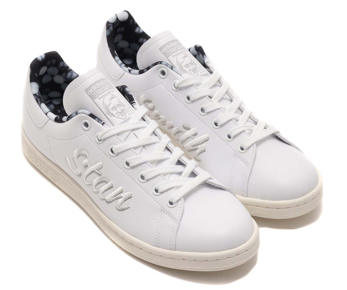 adidas STAN SMITH FOOTWEAR WHITE / OFF WHITE / CORE BLACK FX5568 アディダス スタンスミス ホワイト/ブラック