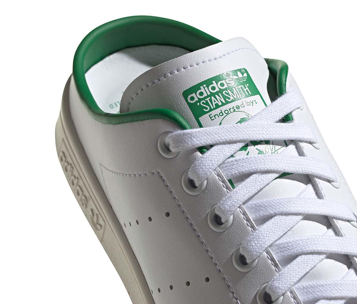 adidas STAN SMITH MULE FOOTWEAR WHITE / GREEN / OFF WHITE FX5849 アディダス スタンスミス ミュール ホワイト/グリーン