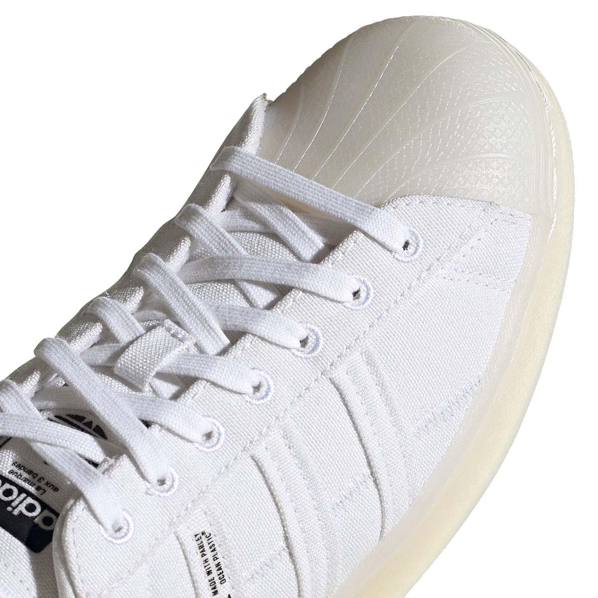 adidas SUPERSTAR PRIMEBLUE CHALK WHITE / FTWR WHITE / CORE BLACK G58198 アディダス スーパースター プライムブルー ホワイト/ブラック