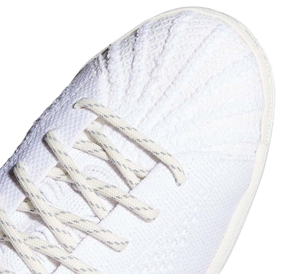 PHARRELL WILLIAMS × adidas SUPERSTAR PRIMEKNIT CORE WHITE / CORE WHITE / VIVIT GREEN GX0194 ファレル ウィリアムス × アディダス スーパースター プライムニット ホワイト/グリーン