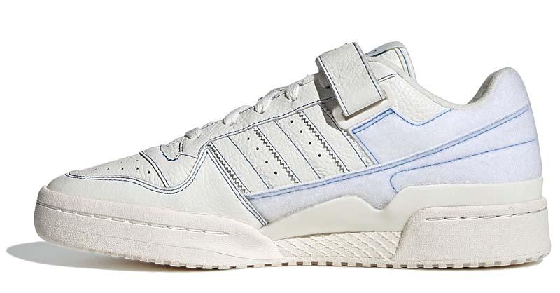 adidas Originals FORUM LOW WHITE / BLUE BIRD GX1018 アディダス オリジナルス フォーラム ロー ホワイト/ブルー