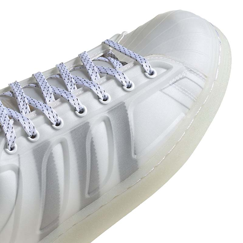 adidas SUPERSTAR FUTURESHELL CORE BLACK / FOOTWEAR WHITE / GOLD METALIC H00196 アディダス スーパースター フューチャーシェル ホワイト/ブラック