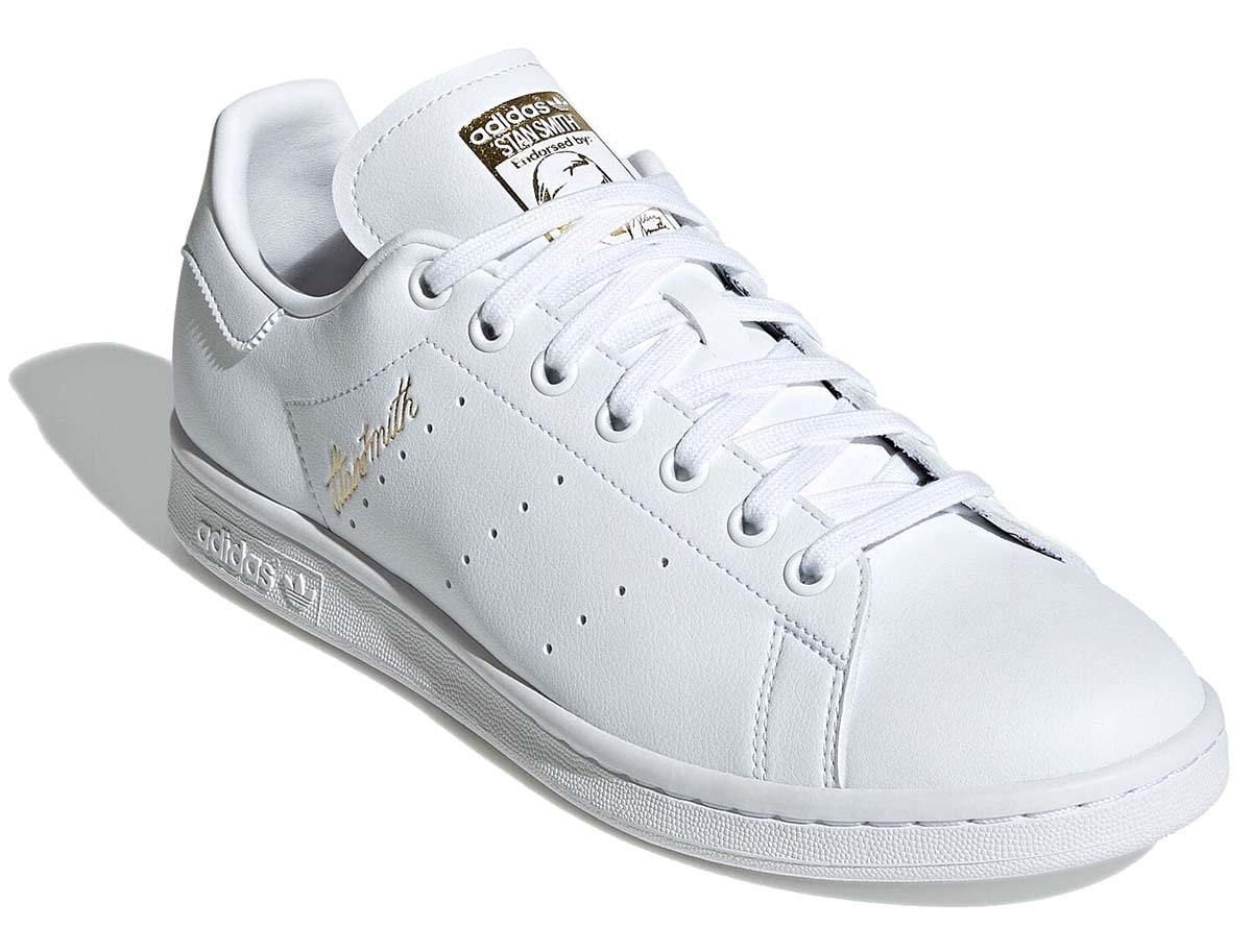 adidas Originals STAN SMITH FOOTWEAR WHITE / COREBLACK / GOLD METALLIC H00307 アディダス オリジナルス スタンスミス ホワイト/ゴールド
