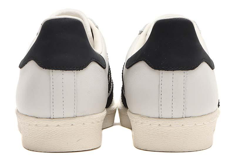 adidas SUPERSTAR RECON CRYSTAL WHITE / OFF WHITE / CORE BLACK H05349 アディダス スーパースター リーコン ホワイト/ブラック