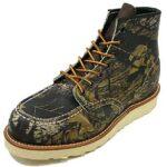 物欲ブーツ:レッドウイング カモフラージュ (8150)