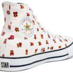 CONVERSE ALL STAR SUPER MARIO BROS. PS HI [WHITE] (32660700)