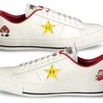 CONVERSE ONE STAR SUPER MARIO BROS. OX [WHITE] (32340210)