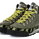 STUSSY x UNDEFEATED x THE NORTH FACE BACK TO BERKELEY [OLIVE GREEN/TIGER CAMO] (NF7014Y2)