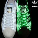 adidas Originals for atmos SS 80s G-SNK 7 [RUNNING WHITE/RUNNING WHITE/LIGHT BONE] (M25977)