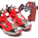Reebok x MegaHouse INSTA PUMP FURY 「攻殻機動隊ARISE」 Ver.Logicoma [GHOST IN THE SHELL/INFINITE BLUE/FLASH RED] (M41760)