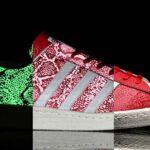 adidas Originals x atmos SS 80s GID R G-SNK 8 [POWER RED/RUNNING WHITE/CREAM WHITE] (B35553)