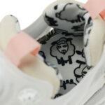 Reebok INSTA PUMPFURY OG YEAR OF SHEEP [CREAM WHITE / STEEL / CORAL GLOW / WHITE] (V62597)