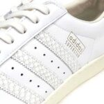 adidas olginals SUPERSTAR 80v UNDEFEATED CONSORTIUM 10th ANNIVERSARY [CORE WHITE/CORE BLACK/CORE WHITE] (B34077)