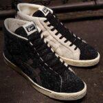 Onitsuka Tiger x mita sneakers FABRE RB 大熊猫 [BLACK / WHITE] (TH6X0K-9001)