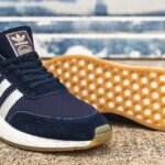 adidas Originals INIKIRUNNER [COLLEGE NAVY / RUNNING WHITE / GUM] (bb2092)