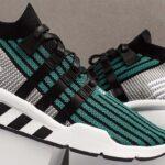 adidas Originals EQT SUPPORT MID ADV PK [CORE BLACK / CORE BLACK / SUB GREEN] (cq2998)