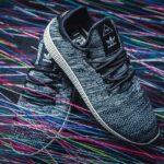 adidas Originals PW TENNIS HU PK [CHALK WHITE / CORE BLACK / RUNNING WHITE] (cq2630)
