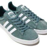 adidas Originals CAMPUS [RAW GREEN / RUNNING WHITE / CRYSTAL WHITE] (b37822)