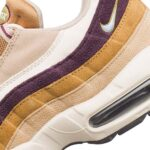 NIKE AIR MAX 95 PREMIUM [DESERT / ROYAL TINT-CAMPER GREEN] (538416-205)