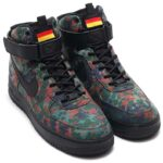 NIKE AIR FORCE 1 HIGH 07 LV8 [ALLIGATOR / BLACK-SAFARI-PATINA] (bq1669-300)