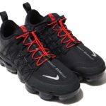 NIKE AIR VAPORMAX RUN UTILITY [BLACK / REFLECT SILVER-ANTHRACITE] (aq8810-001)